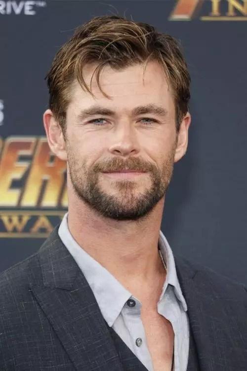 Thor New Haircut : haircut, Ragnarok, Haircut, Movie
