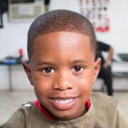 black boys haircuts - men's