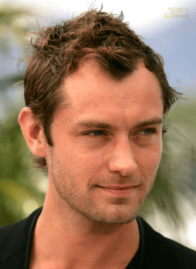 jude law hair styles 24 awesome jude haircut 2018 s haircut styles 6026 | 1 Jude Law haircut 2018