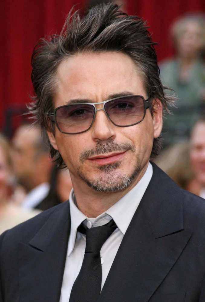 15 robert downey jr haircut 2018 - men's haircut styles