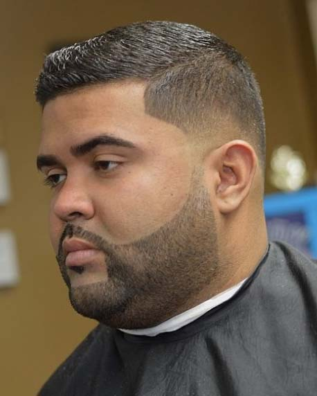 Fat Guy Undercut : undercut, Marvelous, Haircuts, Men's, Haircut, Styles
