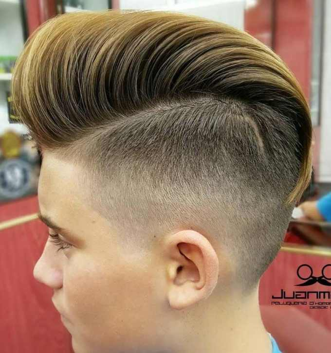 perfect 11 year old boys hairstyles 2018 - men's haircut styles