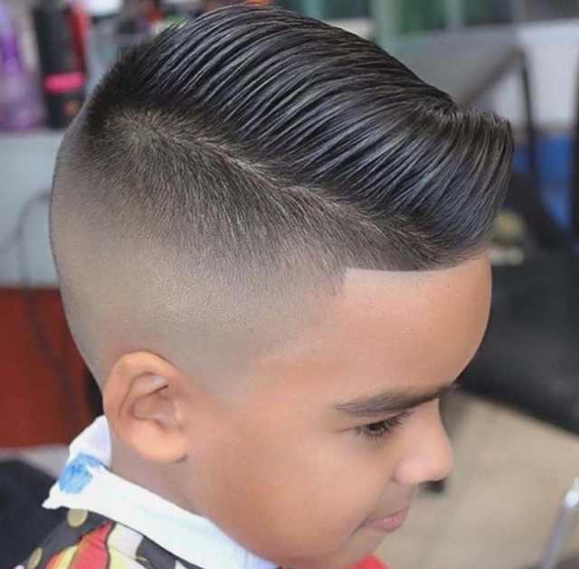 beautiful baby boy haircut for thin hair 2018 - men's
