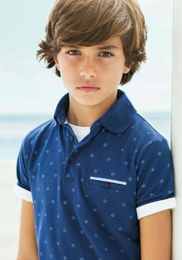 31 simple baby boy hairstyles for long hair 2018 - men's