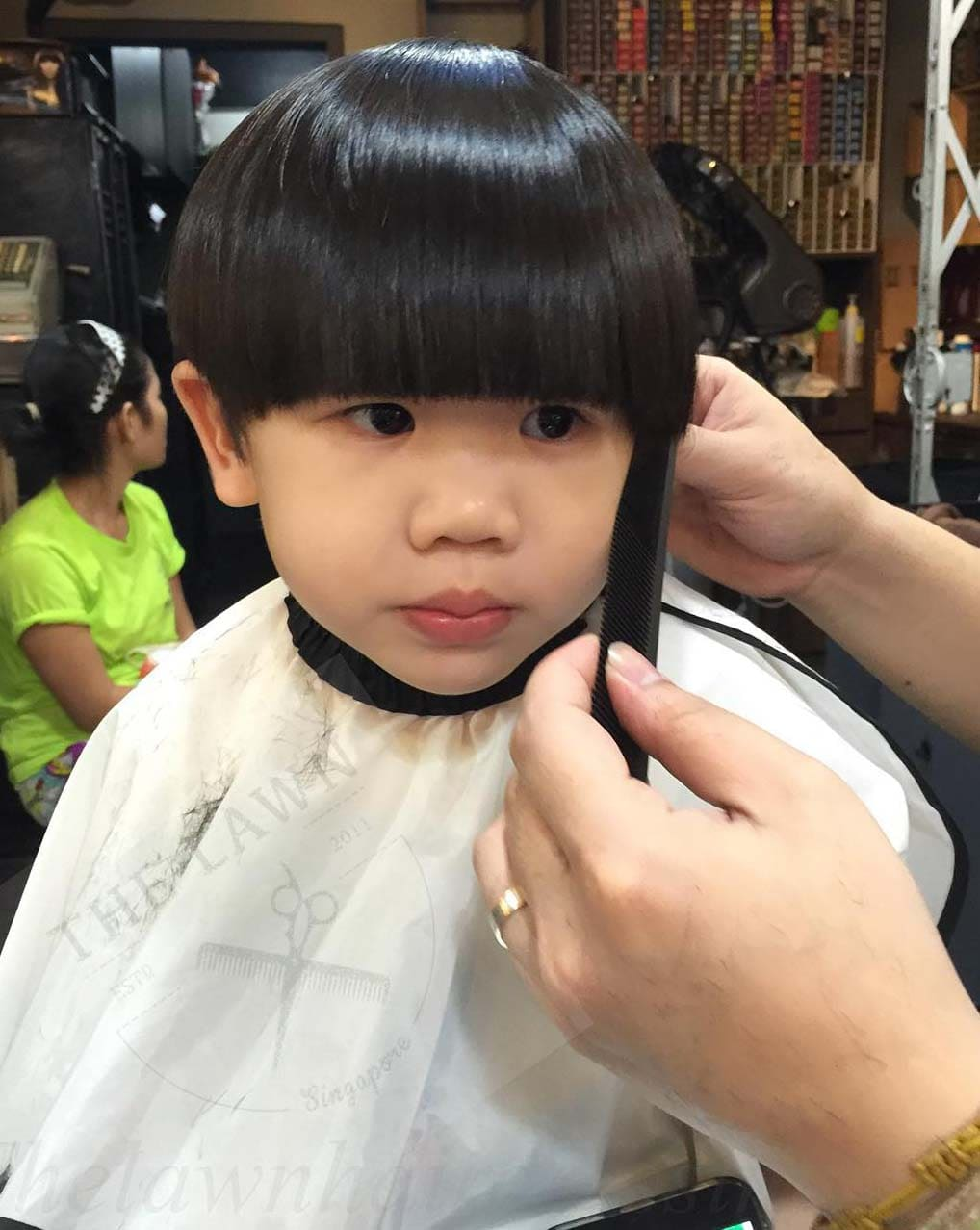 perfect baby boy hairstyles for long hair 2018 - men's haircut styles