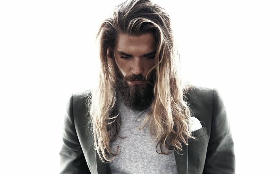 15 Mens Long Hairstyles to Get a Sexy and Manly Look in 2019