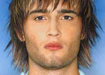 Shaggy Hairstyles For Guys   Mens Shaggy Hairstyle 27 Inspirational ...