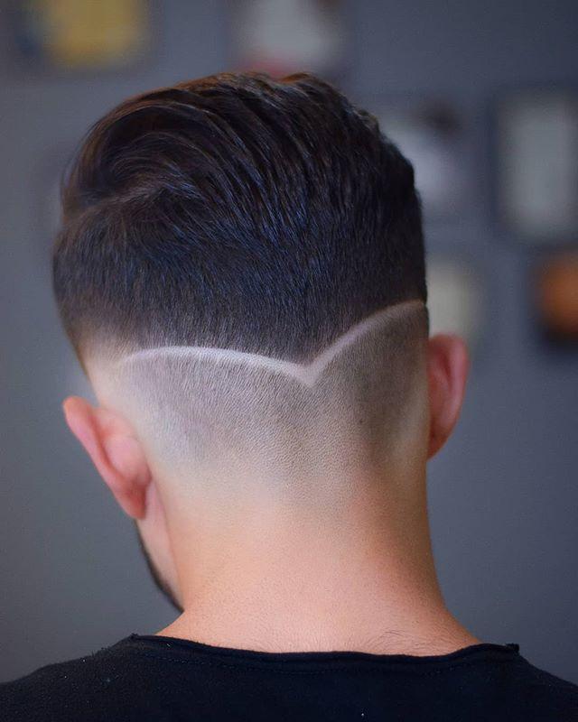 Line Design Haircut : design, haircut, Creative, Haircut, Designs, Lines, Stylish, Men's, Style