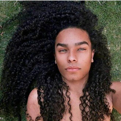 30 Best Curly Hairstyles For Black Men African American Men S
