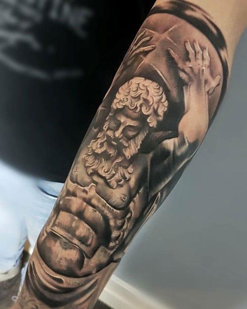 Male Lower Arm Tattoos : lower, tattoos, Forearm, Tattoos, Ideas, Designs, (2021, Guide)