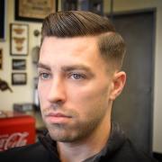 hairstyle men