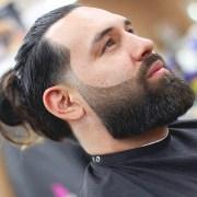latest long hairstyles men