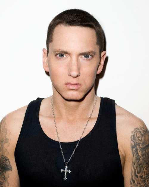 Eminem Natural Hair Color : eminem, natural, color, Eminem, Haircut, Rapper's, Hairstyle, Men's, Hairstyles, Haircuts
