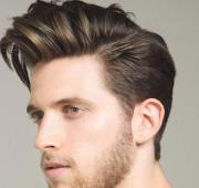 classic comb over haircut ideas