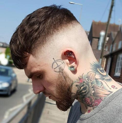 28 Modern Undercut Fade Haircuts Find Your Unique Style