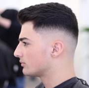stunning high and tight fade