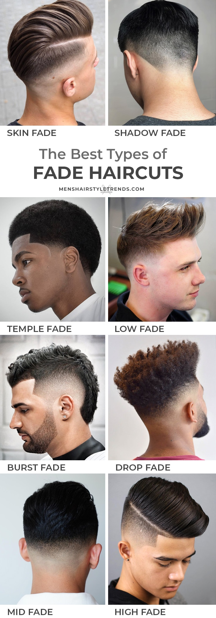 Number 10 Haircut : number, haircut, Types, Haircuts, (2021, Update)