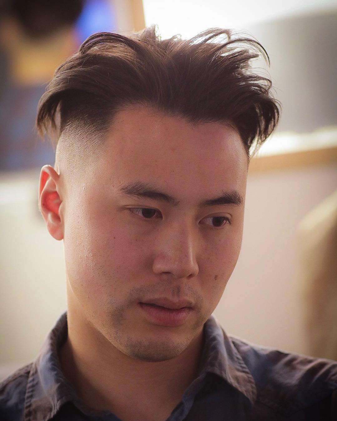 Asian Slick Back : asian, slick, Hairstyles, Asian, (2021, Trends)