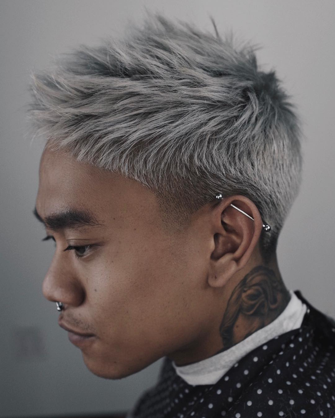 Blonde Asian Man : blonde, asian, Hairstyles, Asian, (2021, Trends)