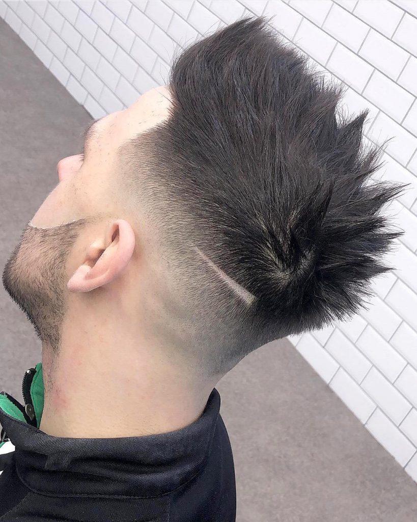 Line Design Haircut : design, haircut, Haircut, Designs, Lines:, Trends