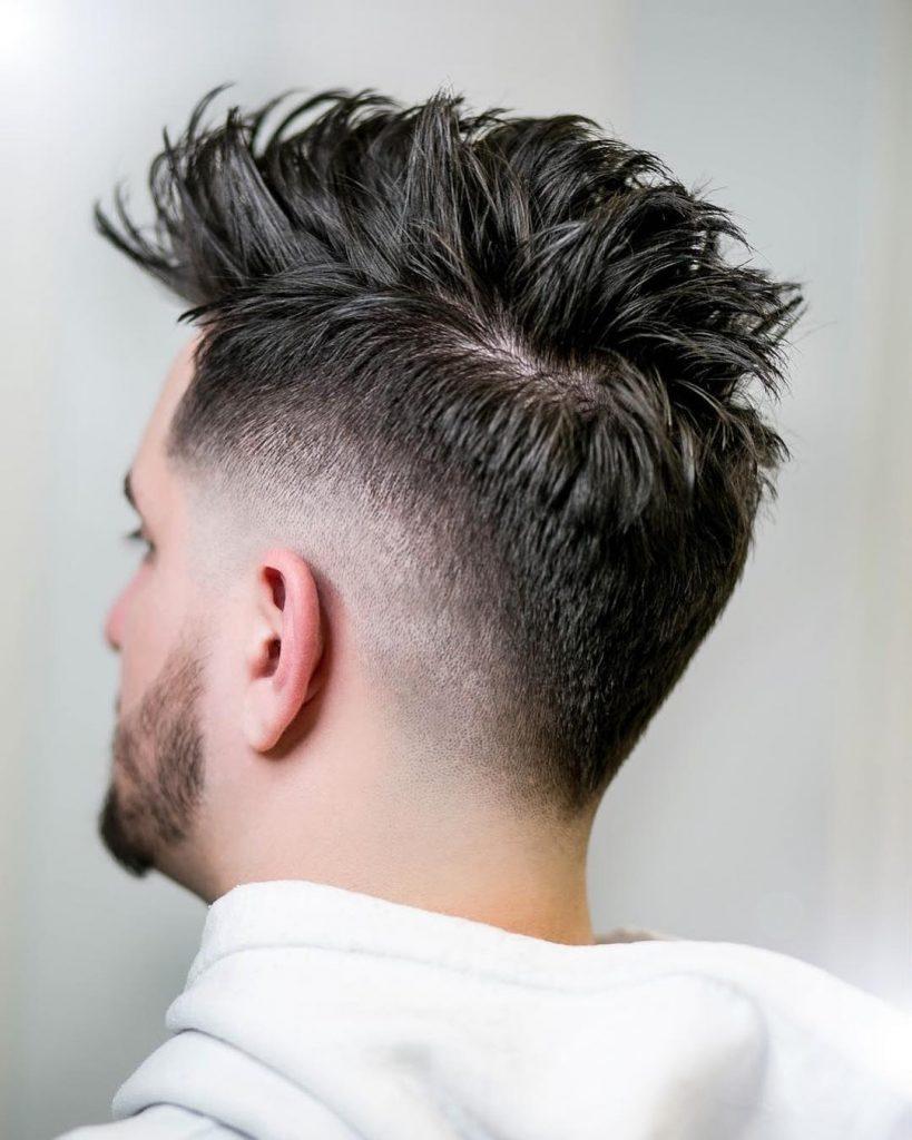 V Haircut Mens : haircut, Men's, Hairstyles