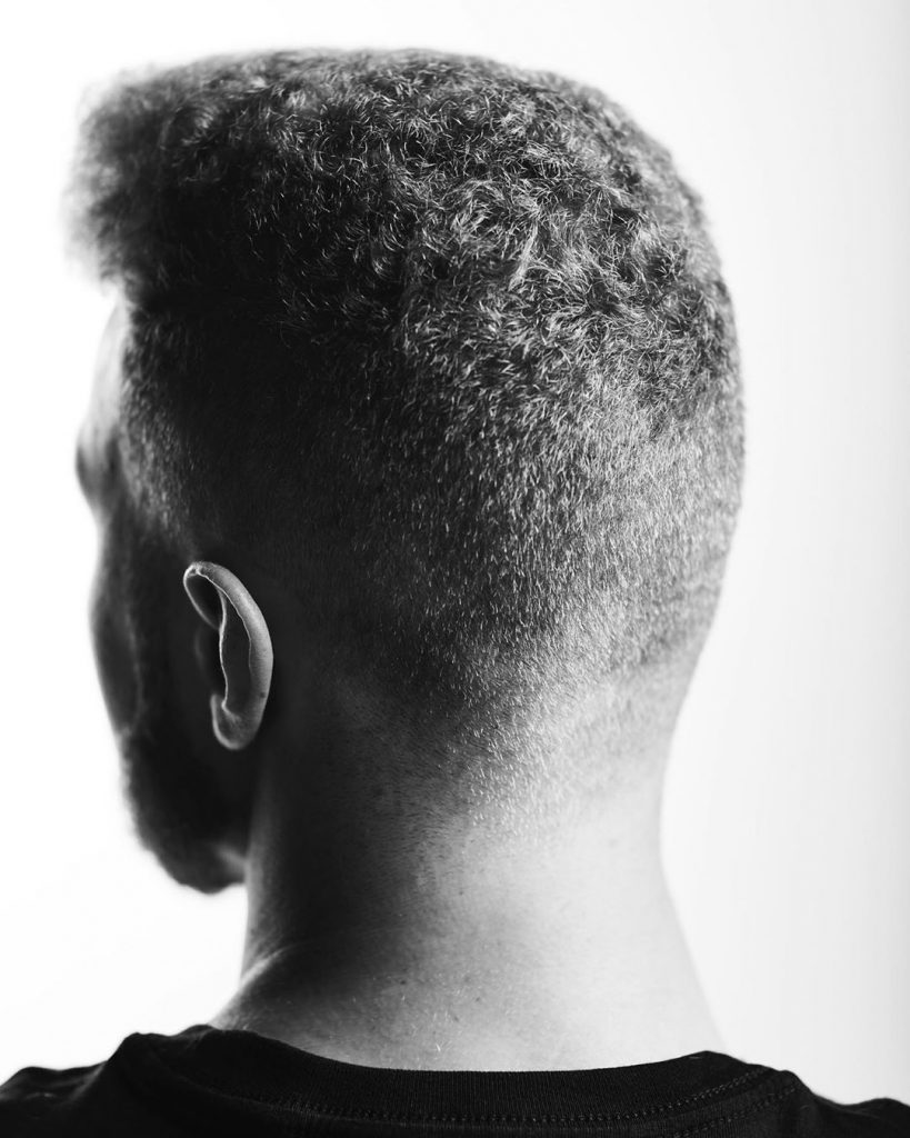High Top Fade White Guy : white, Haircuts, (Retro, Modern, Styles)