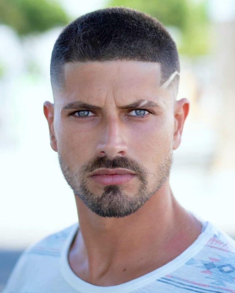 Line Up Haircut White Guy : haircut, white, Fresh, Shape, Haircuts