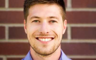 Paul Sharp joins the Men's Health Research Program as a Post-doc