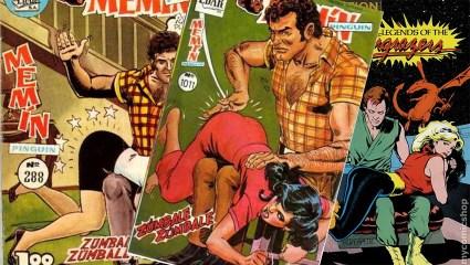 Θα στις βρέξω: Το spanking στα κόμιξ