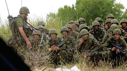Βύσμα σε μαύρη μονάδα στο στρατό, αυτή η γάγγραινα
