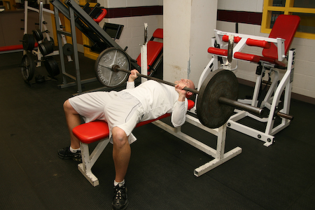 Bench Press Two
