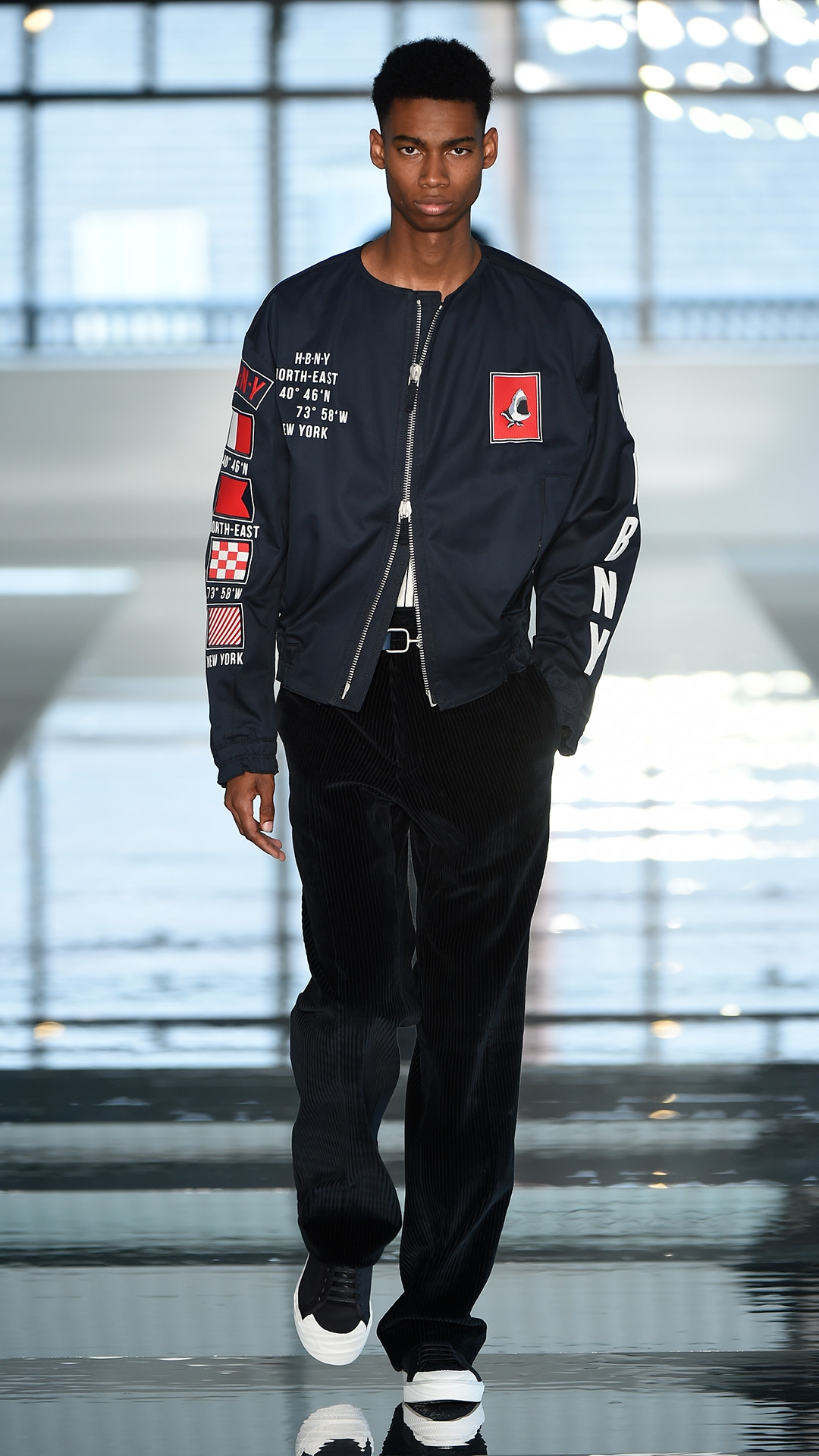 New York Fashion Week Recap Boss Spring Summer 2018 Men S Life Dc