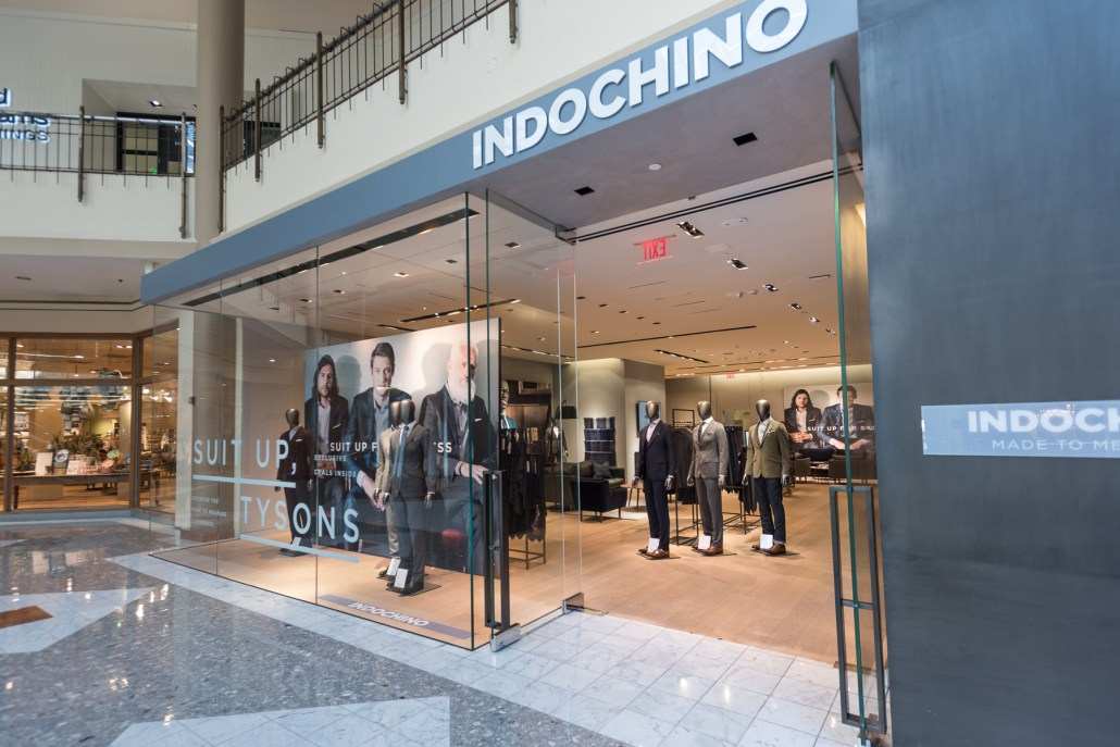 Indochino store front