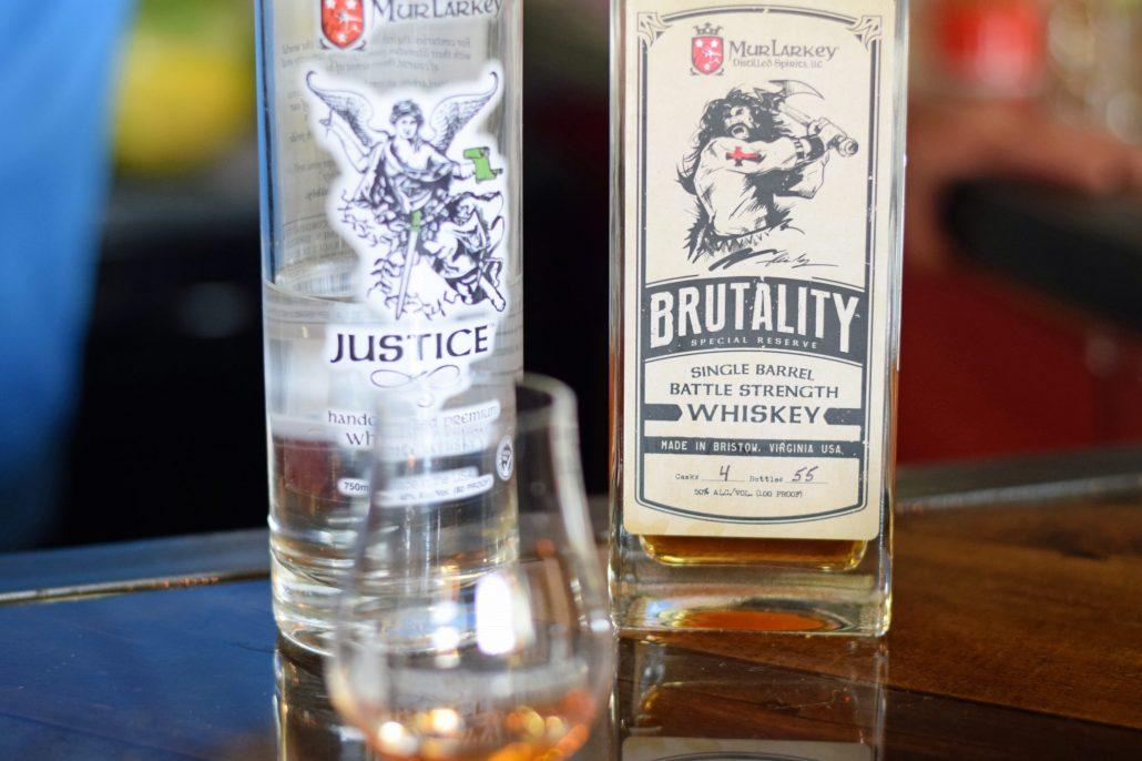 Murlarkey: Justice & Brutality