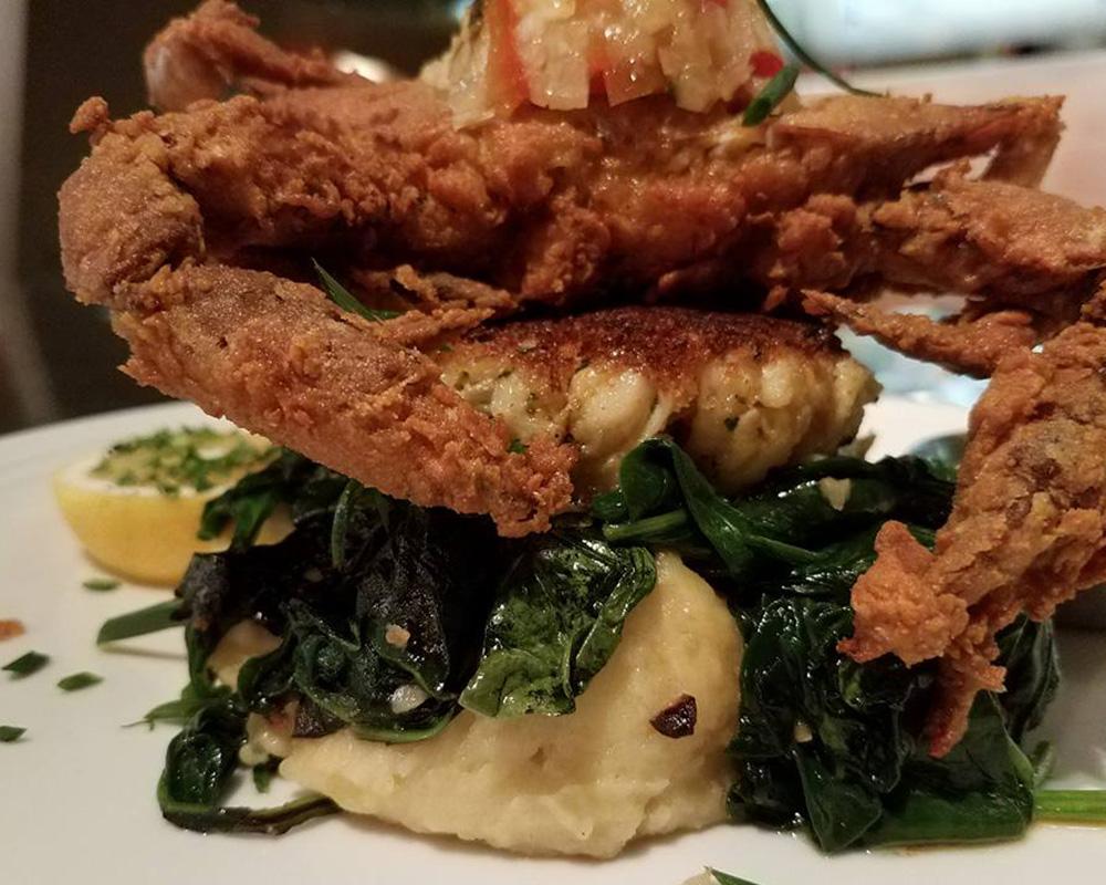 Summer menu item - Grillfish