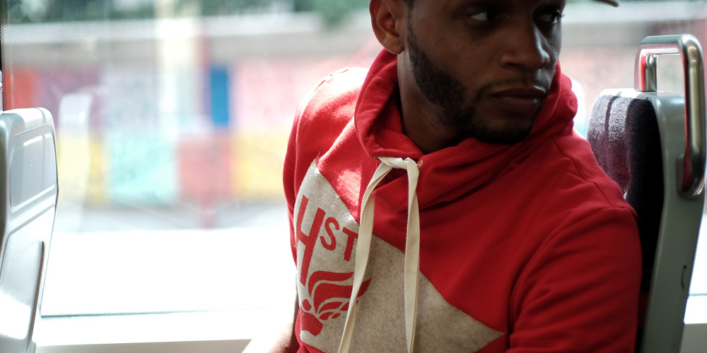 Chris Cardi H Street Eve - Sweatshirt