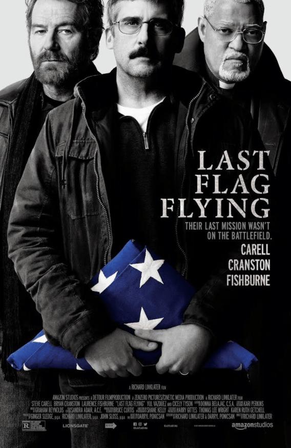 Last Flag Flying Poster