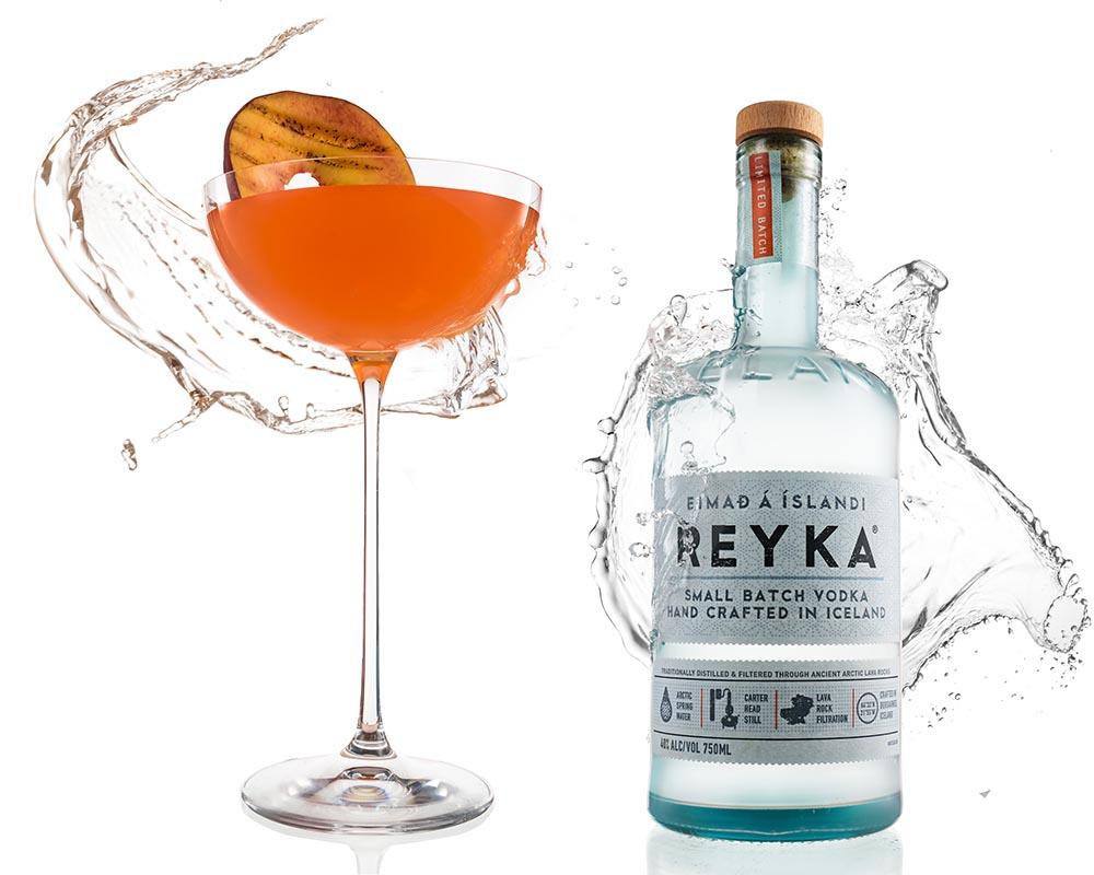 Halloween Cocktail Recipes - Reyka