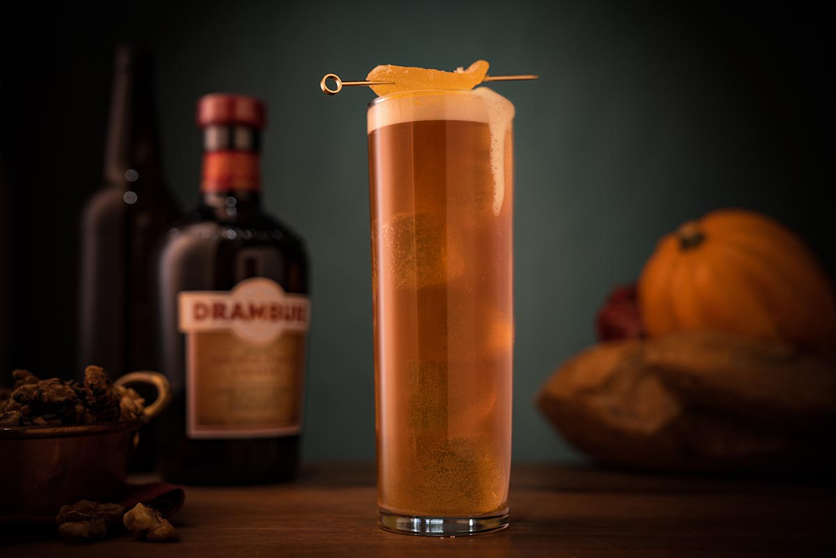Halloween Cocktail Recipes - Drambuie