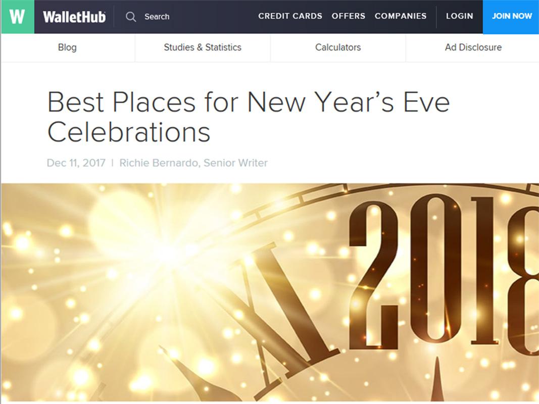 New Year's Eve List