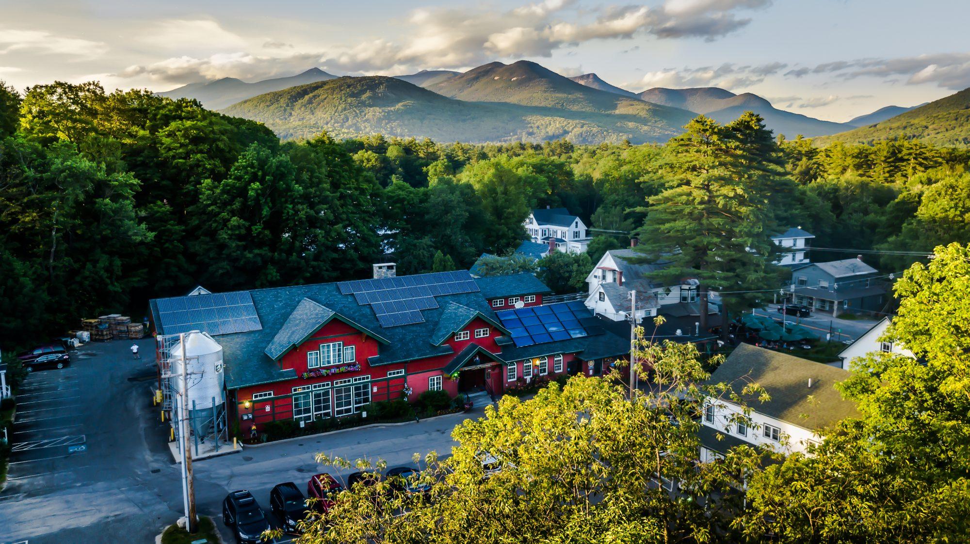 Woodstock Inn - 7 Best Beer & Brewery Hotels in the US