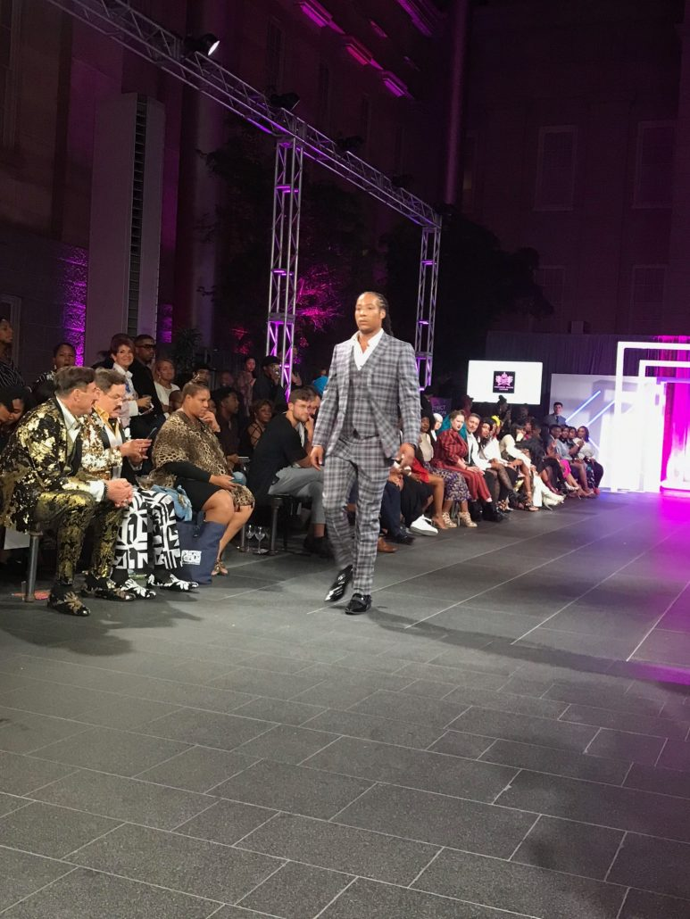District of Fashion Runway - Christopher Schafer Clothier
