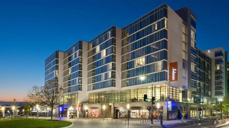 Canopy - Hilton Hotel