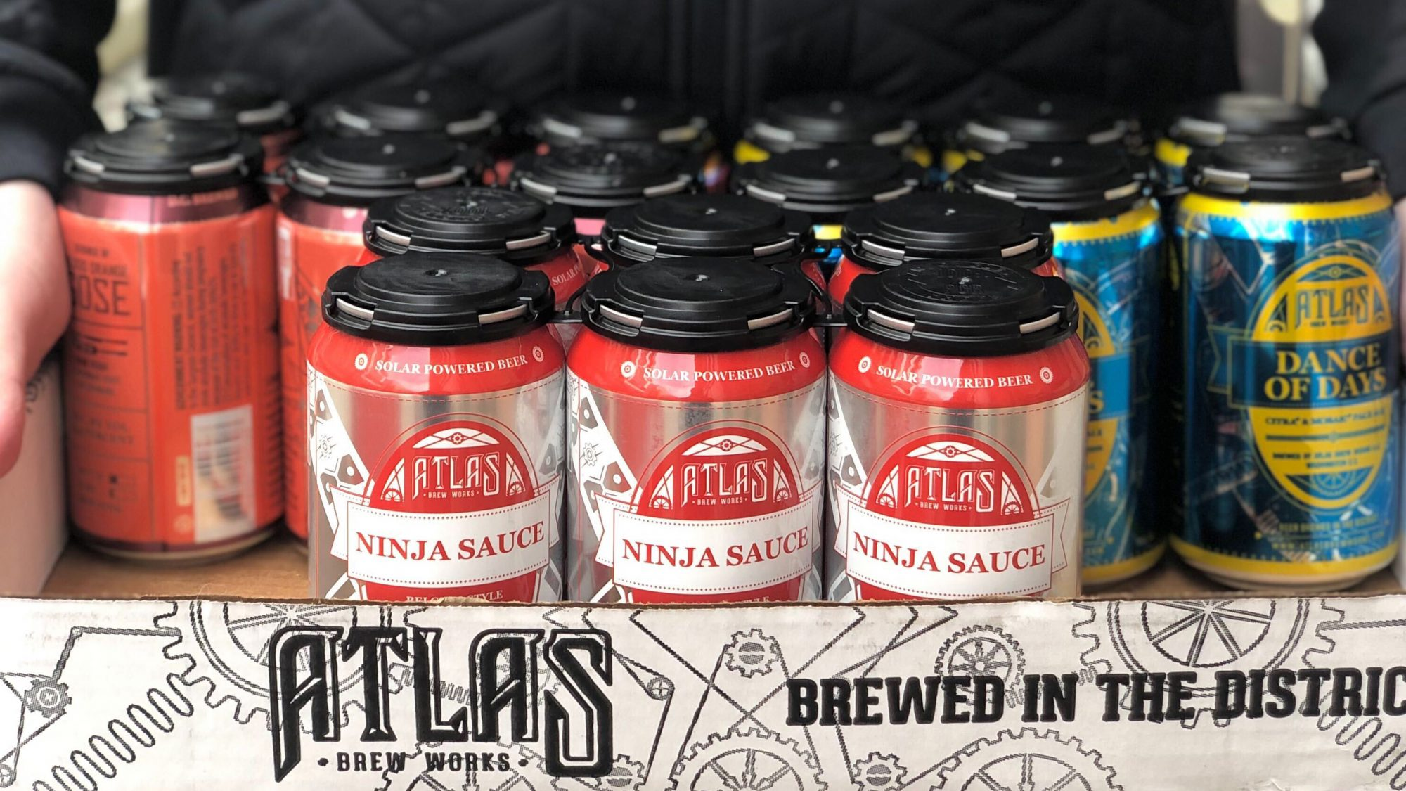 Atlas brews
