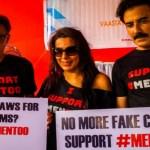 #MenToo Protest
