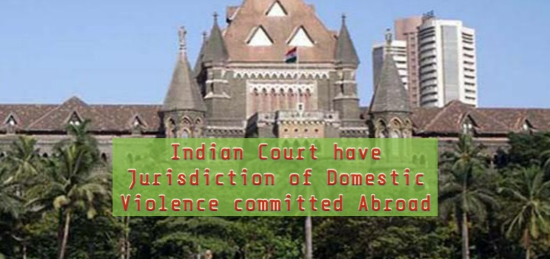 Bombay HC over jurisdiction of DV