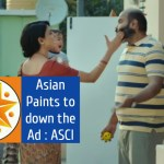 Asian Paints to remove advertisement
