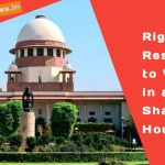 Right to Residence to Woman in a Shared Household