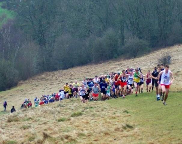 Box Hill Fell Race
