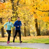 why autumn is the best season for running